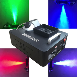 1500W LED RGB Column fog machine