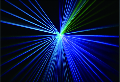 500mv full color laser light for discos for bars for KTV for Family Party