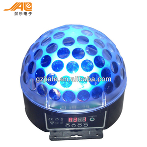 Hot sell LED Crystal Magic Party light LED flower ball