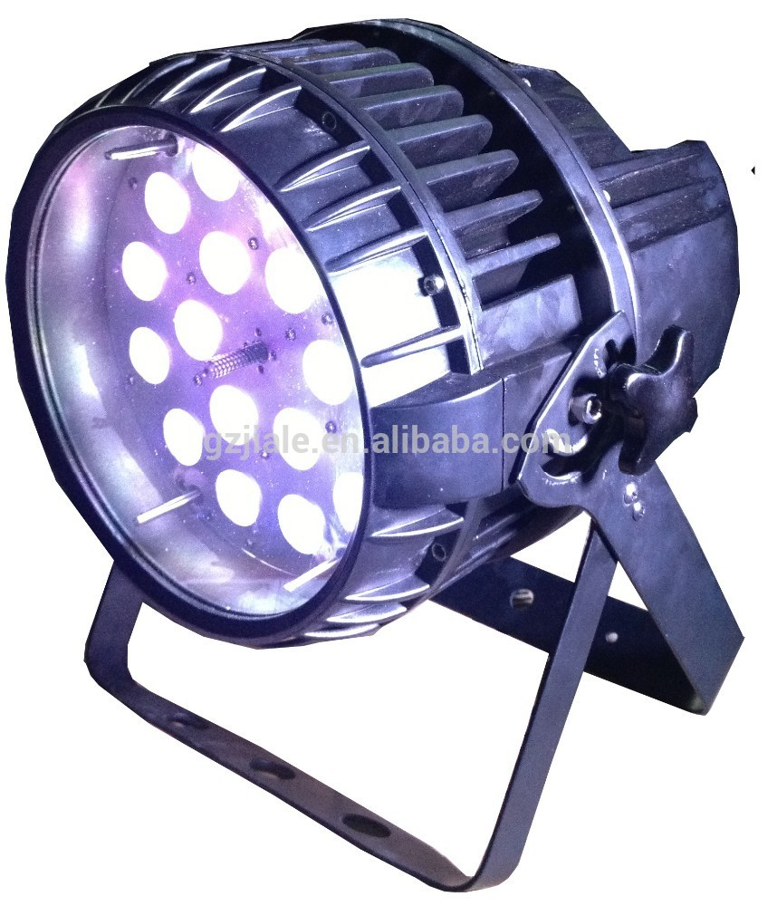 18*10w RGBW 4in1 led PAR zoom light