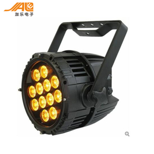 HOt sell waterproof 12x10w RGBW 4in1 led disco light / par light