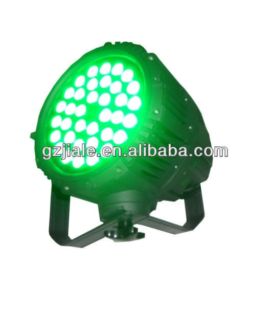 36x10w RGBW 4in1 led waterproof par light