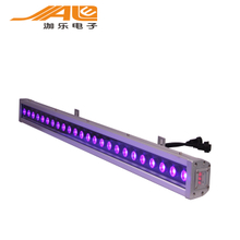 Professional 24*3W UV Wall Washer Light Led Wall Wash stage light