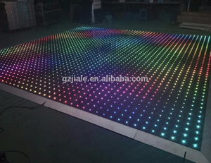 RGB Led Night club dance floor light Disco Waterproof Dance floor
