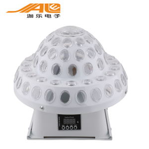 Lighting for night club universe magic led big space UFO laser stage light