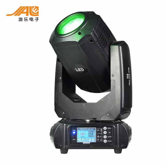 200W Moving head spot LED 3in1 zoom light