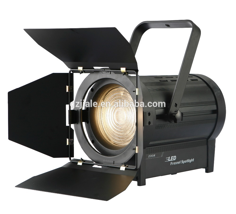 Professional 150w tungsten fresnel spot light / video studio light