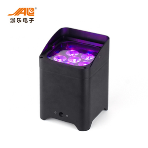 Hot Sale RGBWA UV Wireless Led Lights Bar with Wireless Remote Control light