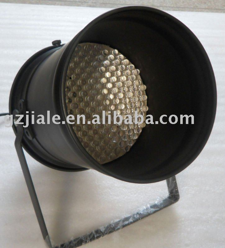 LED par 64 light/DMX par64 led par cans stage lights