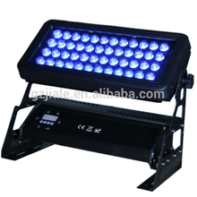 Outdoor 48x10w RGBW 4in1 led wall washer light
