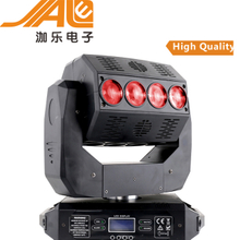 Newest high power stage lights, 16x15w led moving head, 4in1 led effect light
