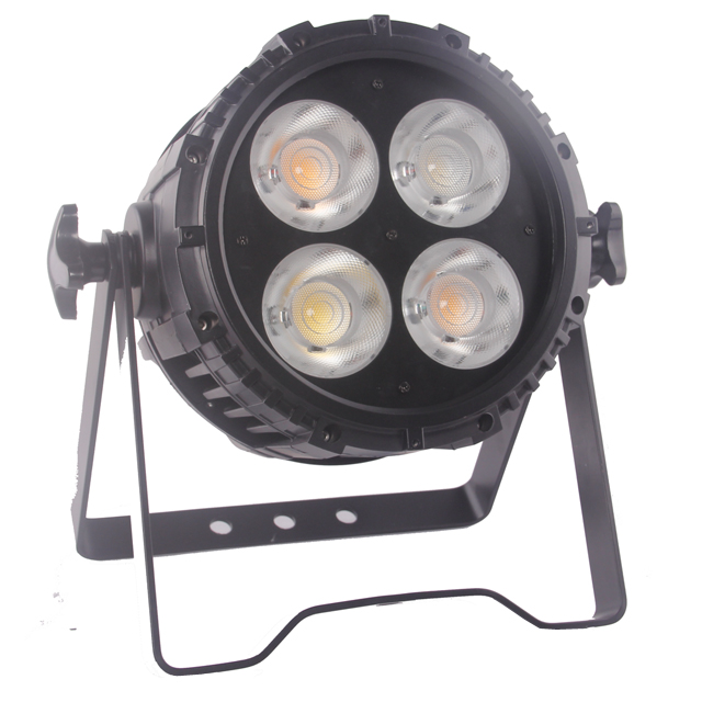 COB Ip65 Stage lighting LED 200w White + warm white waterproof par light outdoor live wedding colorful show par light