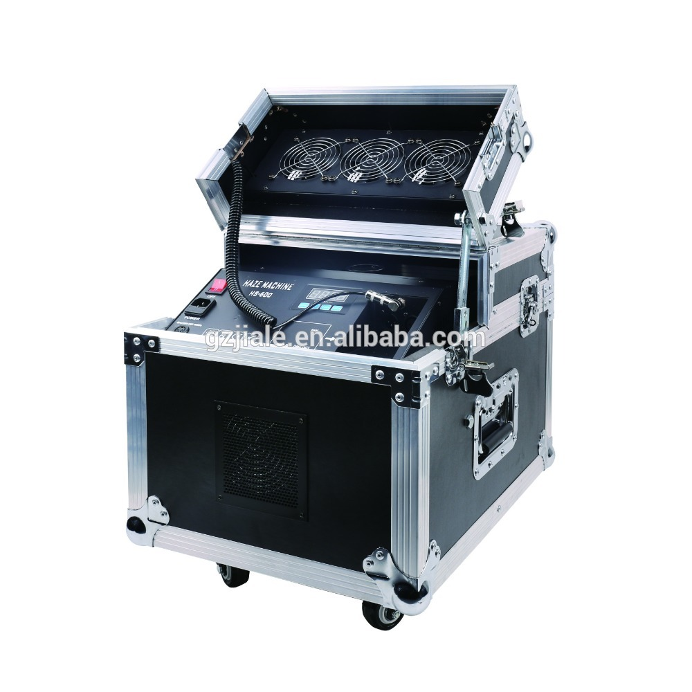 High Quality 600w haze Machine for stage event wedding