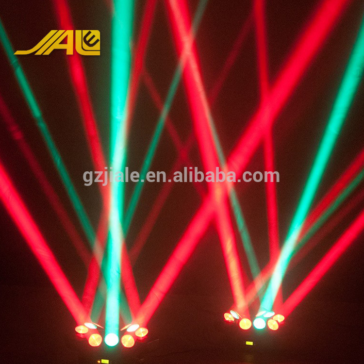 9x10w RGBW 4in1 stage spider beam light, moving head stage disco light