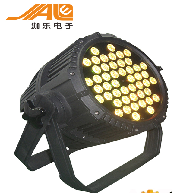 3200K 54*3W warm white led par 64