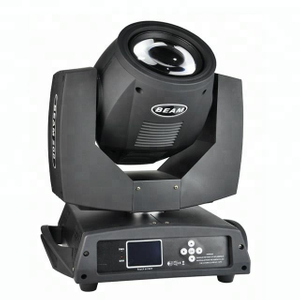 Professional 230w sharpy 7R Beam Moving Head Light for stage Decoration