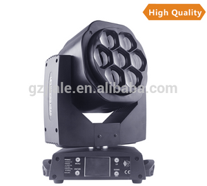 New Arrival RGBW 7*15 Bee Eye LED Moving Head Light Stage Light