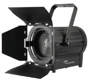 Fresnel Spot LED 100W Bi-Color 3200K 5600K Studio Video Theater Light for event