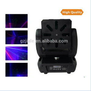 rgb moving head laser light 31CH stage lase lights