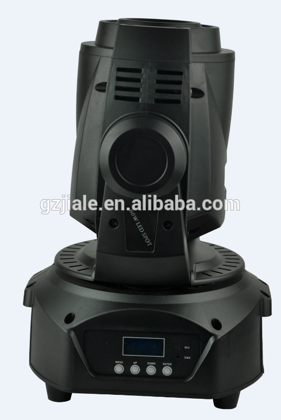 90w led moving head Rainbow effect beam moving head light 14CH moving head light sky
