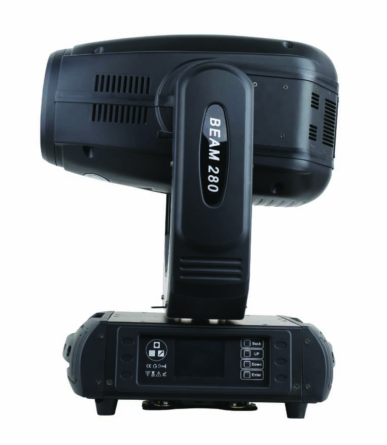 stage effect lighting beam moving head 10r beam spot wash 3 in 1 280w moving head